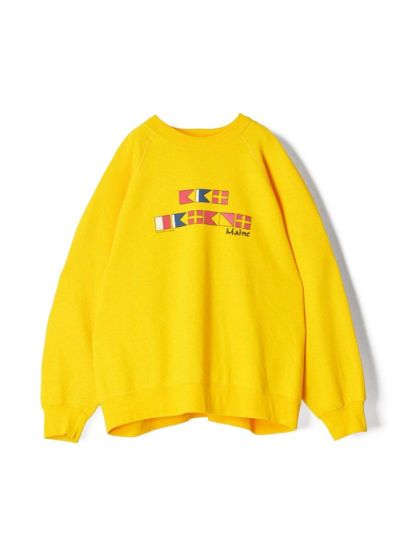 USED Print Sweat Shirts No.5