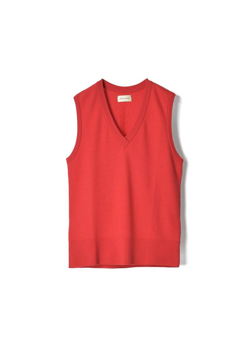 MEYAME Soft Knit Vest