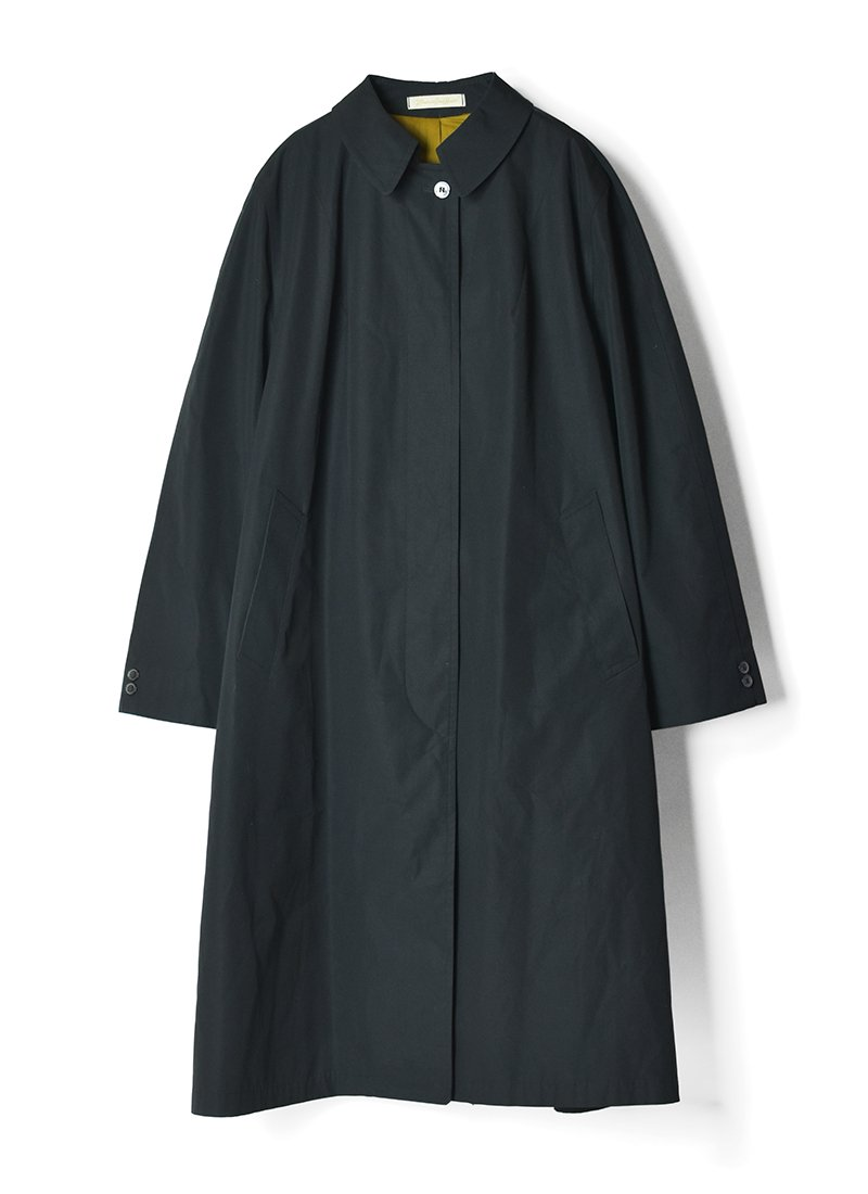 USED Made in USA Balmacaan Coat
