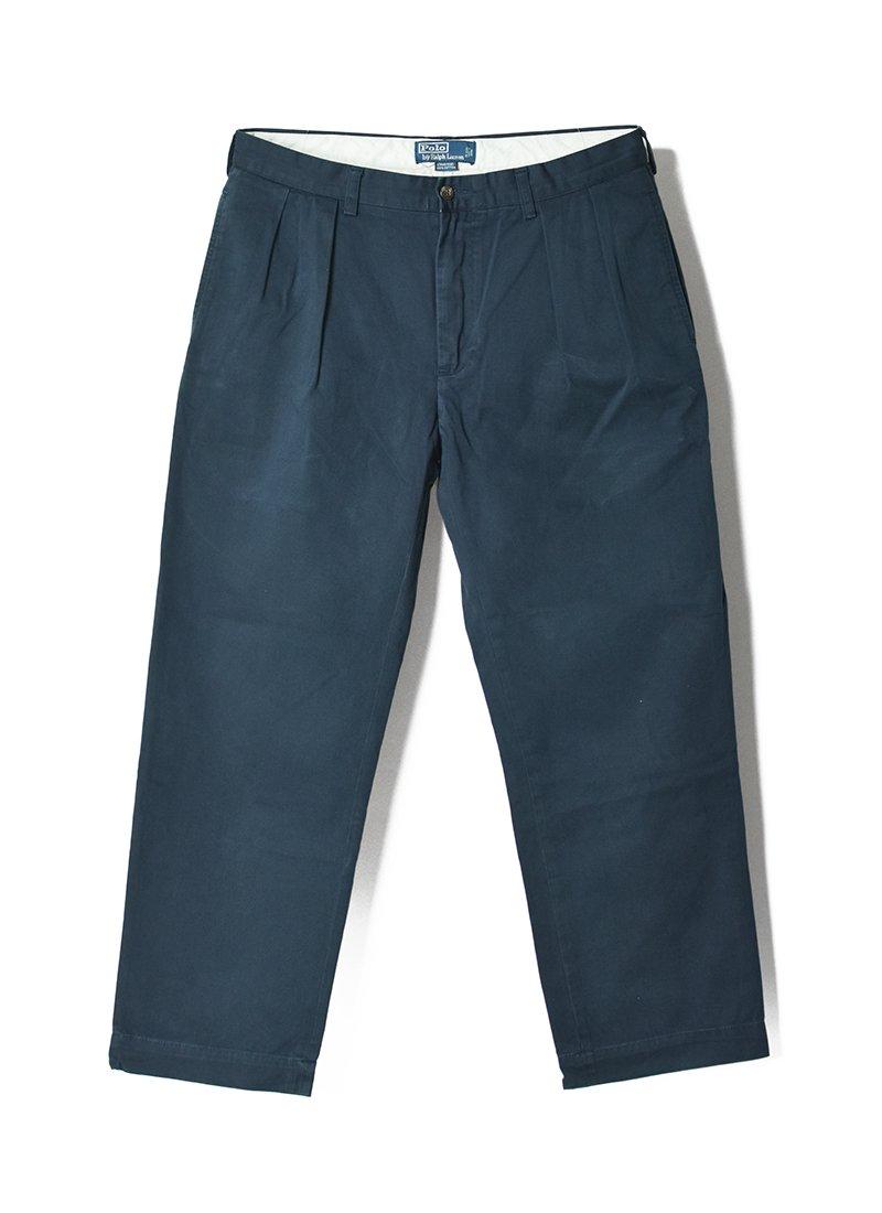USED Ralph Lauren Tuck Trousers No.1