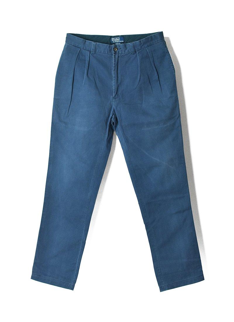 USED Ralph Lauren Tuck Trousers No.2
