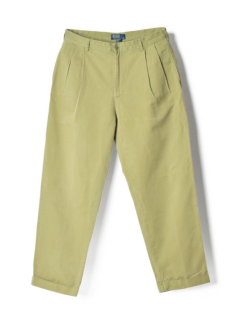 USED Ralph Lauren Tuck Trousers No.4