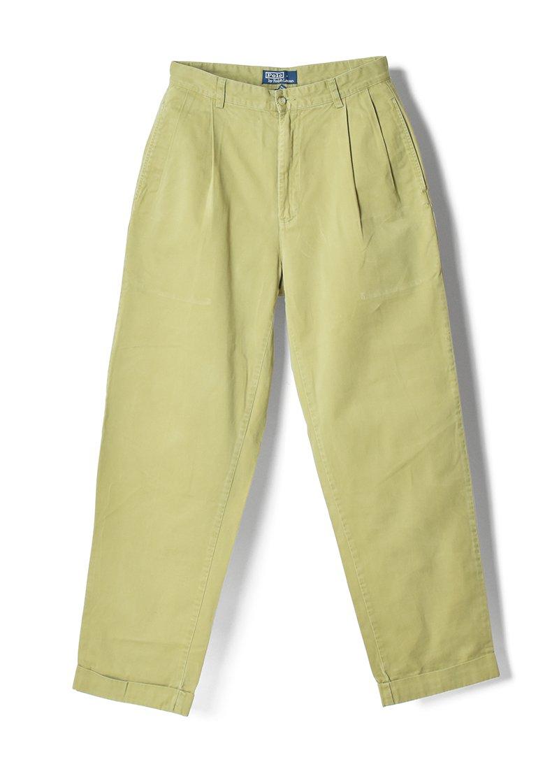 USED Ralph Lauren Tuck Trousers No.5