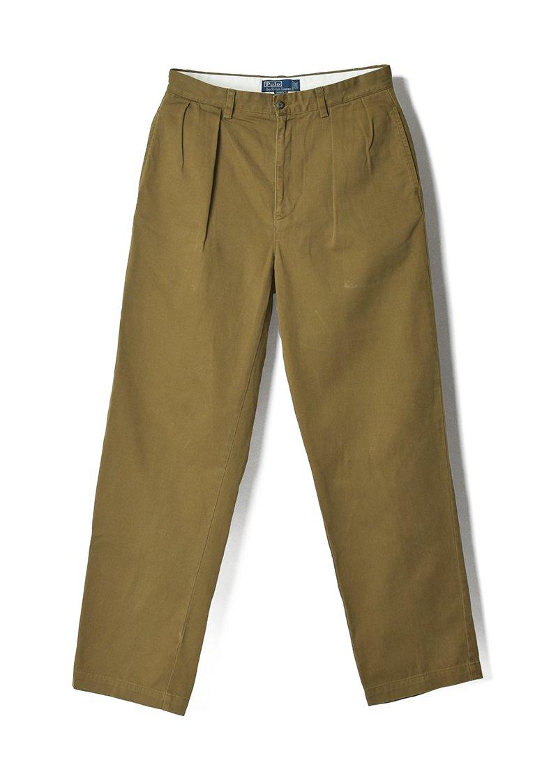 USED Ralph Lauren Tuck Trousers No.6
