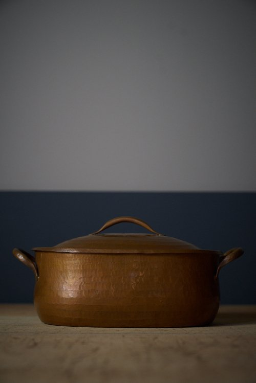 鍋 両手鍋 楕円形
