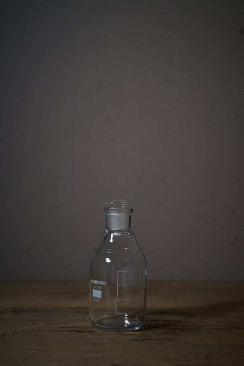 BOROSIL 保存瓶硝子栓 250