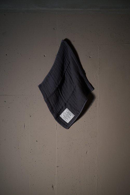 2.5-PLY GAUZE  HANDY TOWEL CHARCOAL
