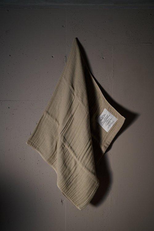 2.5-PLY GAUZE   BATH TOWEL BEIGE / M