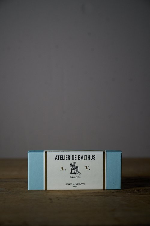 INCENSE Atelier de Balthus