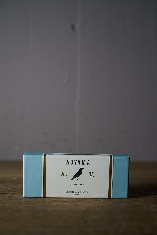 INCENSE  Aoyama