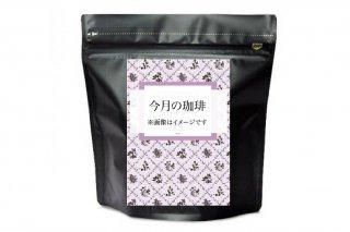 【NEW!】旅する珈琲・今月の珈琲豆200g【たまご商品と同時購入のみ】