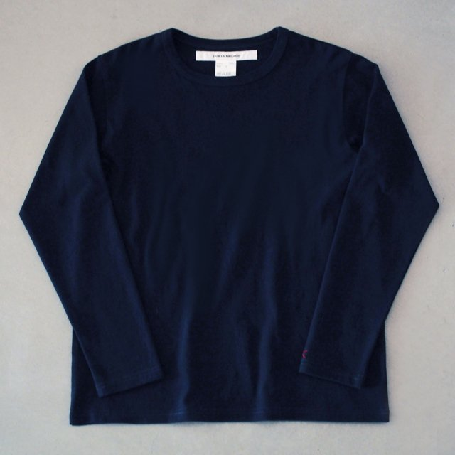 "<img class='new_mark_img1' src='https://img.shop-pro.jp/img/new/icons6.gif' style='border:none;display:inline;margin:0px;padding:0px;width:auto;' />T-shirt 7.8oz long sleeve navy ""hitode"""