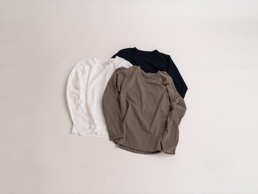 MAROBAYA Tシャツ(長袖)