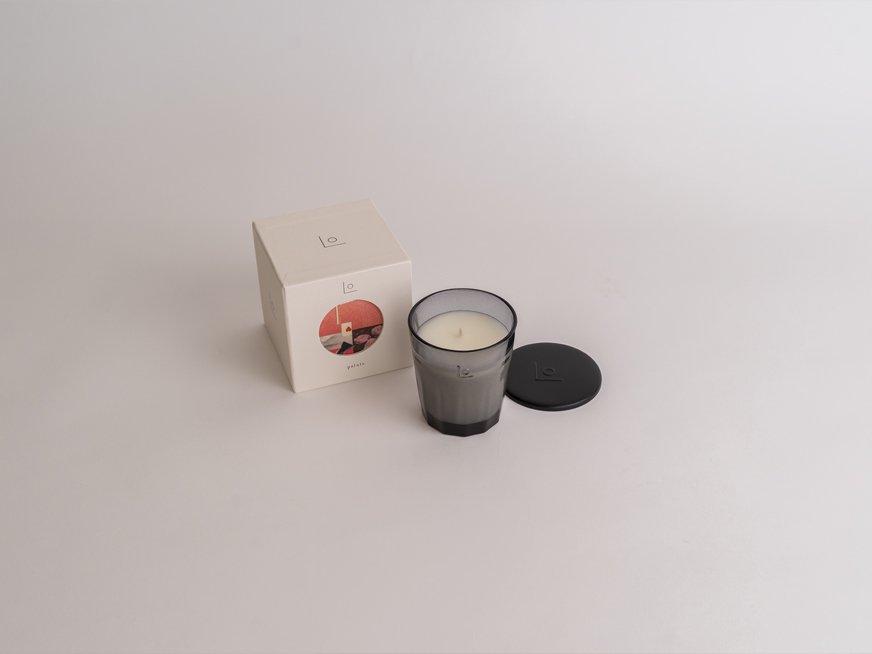 LO vegan fragrance candle/palais