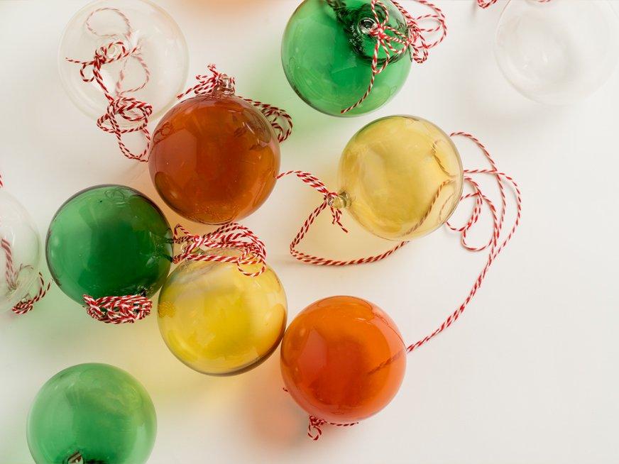 factory zoomer クリスマスボール
