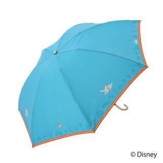 限定生産品 Disney ディズニー 『ダンボ』デザイン 折りたたみ傘 婦人用 レディース 数量限定