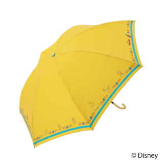限定生産品 Disney ディズニー 『ピノキオ』デザイン 折りたたみ傘 婦人用 レディース 数量限定