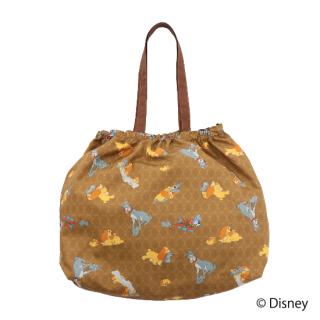 限定生産品 Disney ディズニー 『わんわん物語』デザイン レインカバー 婦人用 レディース 数量限定