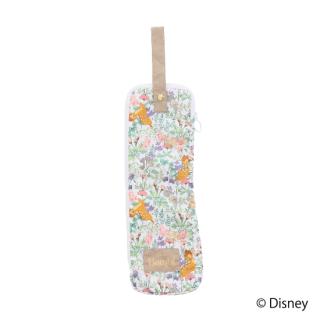 限定生産品 Disney ディズニー 『バンビ』デザイン 傘ケース 折りたたみ傘用 婦人用 レディース 数量限定