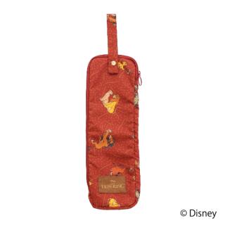 限定生産品 Disney ディズニー 『ライオン・キング』デザイン 傘ケース 折りたたみ傘用 婦人用 レディース 数量限定