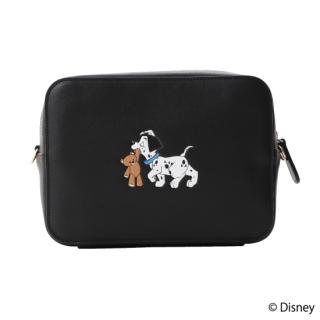 限定生産品 Disney ディズニー 『101匹わんちゃん』デザイン クロスボディバッグ レディース 数量限定