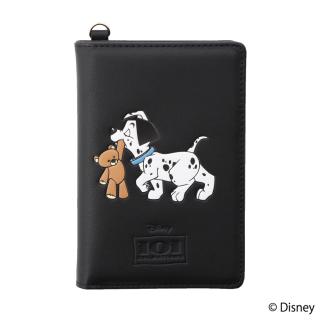 限定生産品 Disney ディズニー 『101匹わんちゃん』デザイン パスポートケース 数量限定