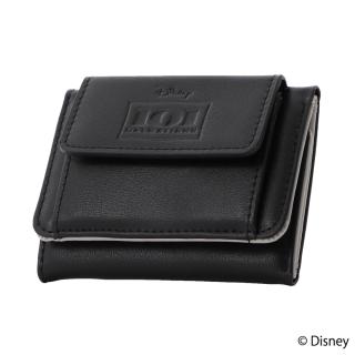 限定生産品 Disney ディズニー 『101匹わんちゃん』デザイン 三つ折り財布 ウォレット レディース 数量限定