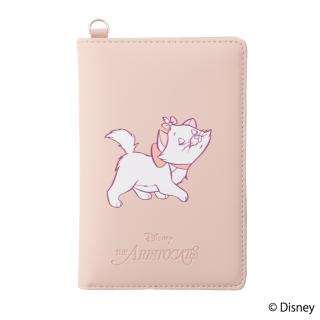限定生産品 Disney ディズニー 『おしゃれキャット』デザイン パスポートケース 数量限定