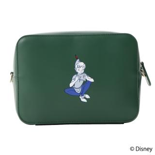 限定生産品 Disney ディズニー 『ピーター・パン』デザイン クロスボディバッグ レディース 数量限定