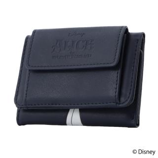 限定生産品 Disney ディズニー 『ふしぎの国のアリス』デザイン 三つ折り財布 ウォレット レディース 数量限定