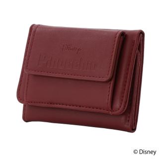 限定生産品 Disney ディズニー 『ピノキオ』デザイン 三つ折り財布 ウォレット レディース 数量限定