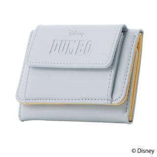 限定生産品 Disney ディズニー 『ダンボ』デザイン 三つ折り財布 ウォレット レディース 数量限定