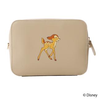 限定生産品 Disney ディズニー 『バンビ』デザイン クロスボディバッグ レディース 数量限定