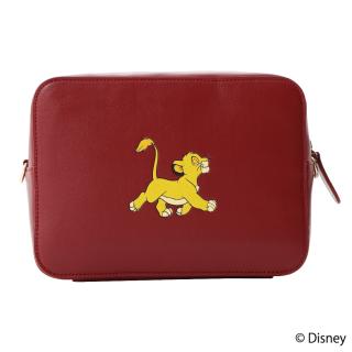限定生産品 Disney ディズニー 『ライオン・キング』デザイン クロスボディバッグ レディース 数量限定