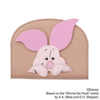"""限定生産品 Disney ディズニー 『くまのプーさん』""""ピグレット"""" デザイン コインケース 財布 レディース 数量限定"""