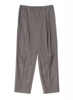 <img class='new_mark_img1' src='https://img.shop-pro.jp/img/new/icons1.gif' style='border:none;display:inline;margin:0px;padding:0px;width:auto;' />Rito (21SS)FINE GABA STRETCH PANTS Gray