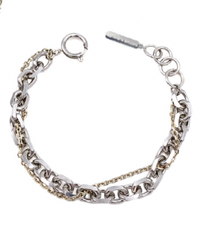 <img class='new_mark_img1' src='https://img.shop-pro.jp/img/new/icons1.gif' style='border:none;display:inline;margin:0px;padding:0px;width:auto;' />JUSTINE CLENQUET Dana bracelet