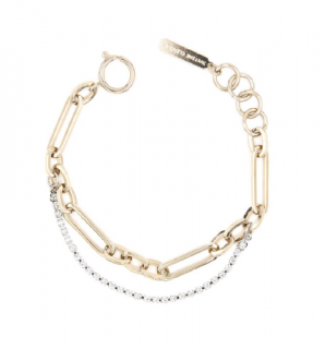 <img class='new_mark_img1' src='https://img.shop-pro.jp/img/new/icons1.gif' style='border:none;display:inline;margin:0px;padding:0px;width:auto;' />JUSTINE CLENQUET Paloma bracelet