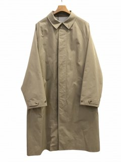 <img class='new_mark_img1' src='https://img.shop-pro.jp/img/new/icons1.gif' style='border:none;display:inline;margin:0px;padding:0px;width:auto;' />ATON(21SS)BALMACAAN COAT Beige