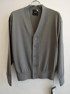 <img class='new_mark_img1' src='https://img.shop-pro.jp/img/new/icons1.gif' style='border:none;display:inline;margin:0px;padding:0px;width:auto;' />ATON(21SS)OVERSIZED CARDIGAN Charcoal Gray