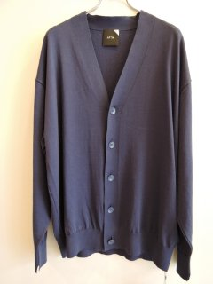 <img class='new_mark_img1' src='https://img.shop-pro.jp/img/new/icons1.gif' style='border:none;display:inline;margin:0px;padding:0px;width:auto;' />ATON(21SS)OVERSIZED CARDIGAN Blue