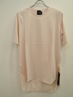 <img class='new_mark_img1' src='https://img.shop-pro.jp/img/new/icons1.gif' style='border:none;display:inline;margin:0px;padding:0px;width:auto;' />ATON(21SS)ROUND HEM T-SHIRT Pink