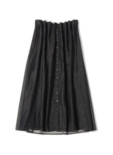 <img class='new_mark_img1' src='https://img.shop-pro.jp/img/new/icons1.gif' style='border:none;display:inline;margin:0px;padding:0px;width:auto;' />Rito (21SS)PLEATED SKIRT Black
