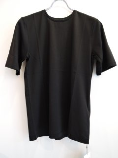 <img class='new_mark_img1' src='https://img.shop-pro.jp/img/new/icons1.gif' style='border:none;display:inline;margin:0px;padding:0px;width:auto;' />ATON(21SS)PERFECT SHORT-SLEEVE Black