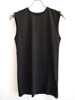 <img class='new_mark_img1' src='https://img.shop-pro.jp/img/new/icons1.gif' style='border:none;display:inline;margin:0px;padding:0px;width:auto;' />ATON(21SS)SLEEVELESS TOP Black