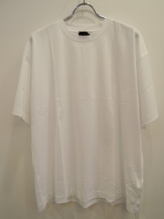 <img class='new_mark_img1' src='https://img.shop-pro.jp/img/new/icons1.gif' style='border:none;display:inline;margin:0px;padding:0px;width:auto;' />ATON(21SS)OVERSIZED T-SHIRT White