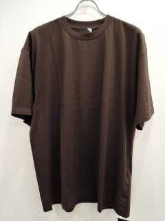 <img class='new_mark_img1' src='https://img.shop-pro.jp/img/new/icons1.gif' style='border:none;display:inline;margin:0px;padding:0px;width:auto;' />ATON(21SS)OVERSIZED T-SHIRT Burgundy