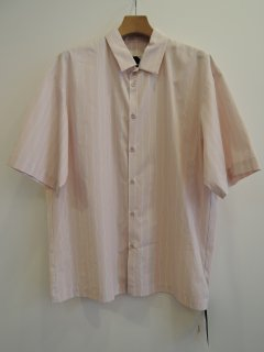 <img class='new_mark_img1' src='https://img.shop-pro.jp/img/new/icons1.gif' style='border:none;display:inline;margin:0px;padding:0px;width:auto;' />ATON(21SS)OVERSIZED SHIRT Pink Stripe