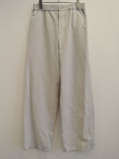 <img class='new_mark_img1' src='https://img.shop-pro.jp/img/new/icons1.gif' style='border:none;display:inline;margin:0px;padding:0px;width:auto;' />ATON (21SS)PAJAMA PANTS Gray