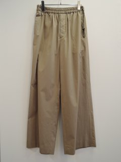 <img class='new_mark_img1' src='https://img.shop-pro.jp/img/new/icons1.gif' style='border:none;display:inline;margin:0px;padding:0px;width:auto;' />ATON (21SS)EASY PANTS Beige